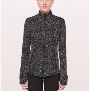 Lululemon Define gray zip up jacket